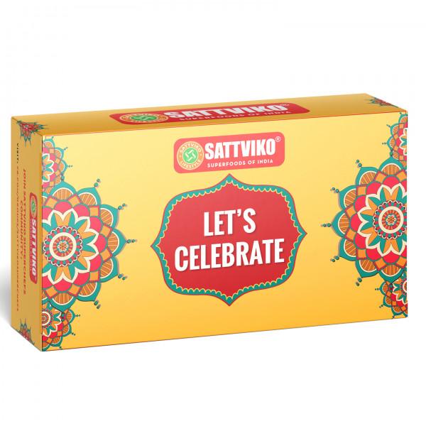 Chocolate Jaggery Caramel Makhana Gift Pack | Gift for Girls, Sister, Wife or Mom